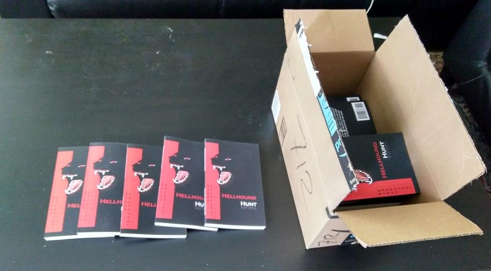 Hellhound hunt boxes
